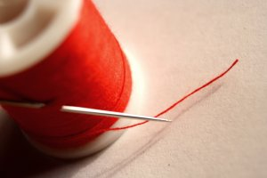 needle-and-thread