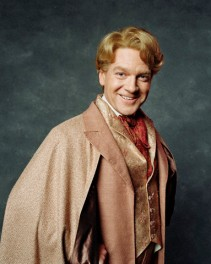 Kenneth Branagh as Professor Gilderoy Lockhart