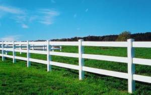 White-Rail-Fence