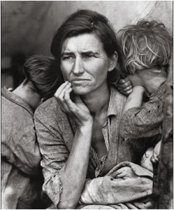 Migrant Mother [1936]