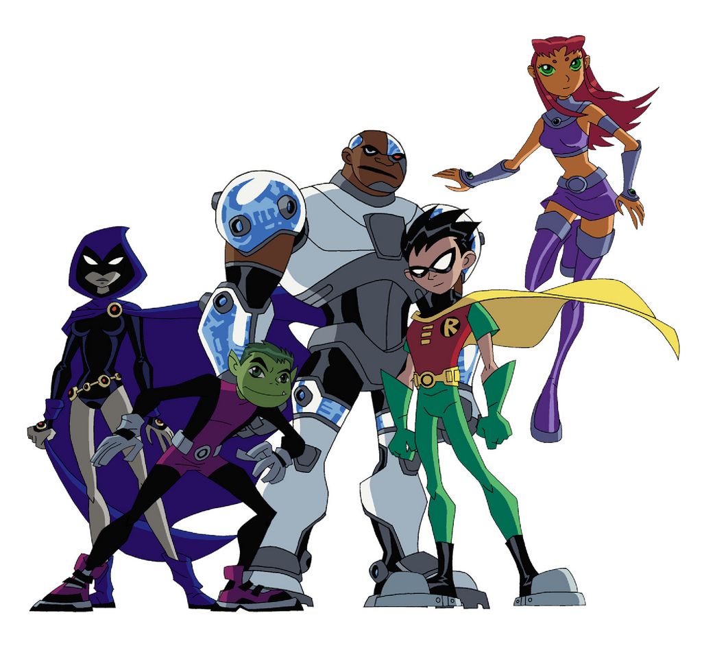 Teentitans having sex