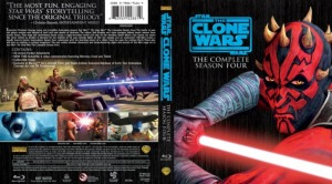Star Wars The Clone Wars Season 4 cover