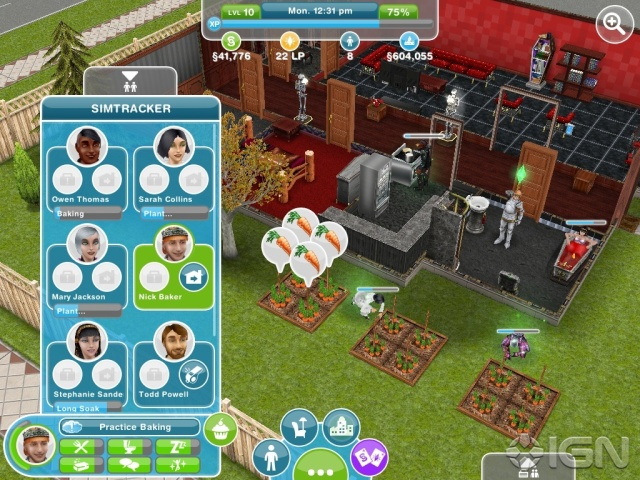 how to become dating on sims freeplay