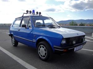 Yugo_Police_Car