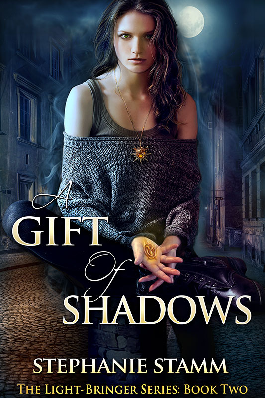 A Gift of Wings (The Light-Bringer Series Book 1)