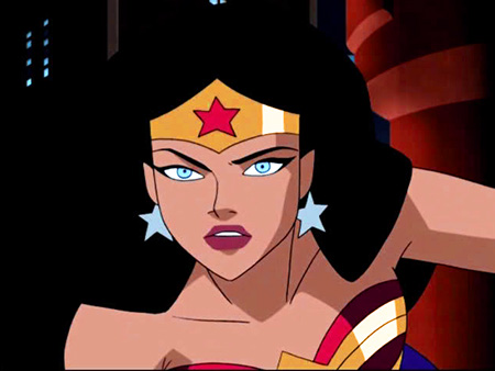 Wonder Woman Beaten Justice League Animation   El Space�...