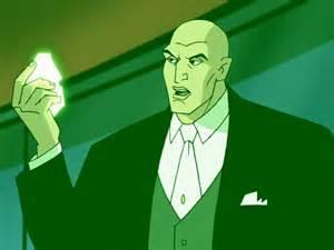 Lex Kryptonite