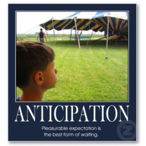 anticipation poster