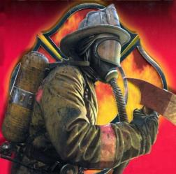 Firefighter Fire Fighter Fire