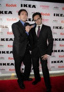 The_Fine_Brothers_at_the_2010_Streamy_Awards
