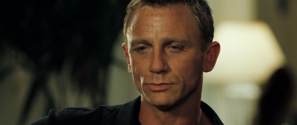 Daniel Craig Casino Royal