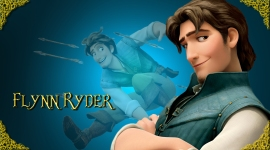 flynn ryder wallpaper