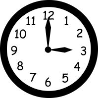 wall_clock_three