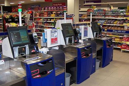 The Pros and Cons of Self-Checkout | El Space–The Blog of L. Marie