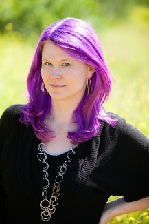 Ingrid Sundberg Author Photo