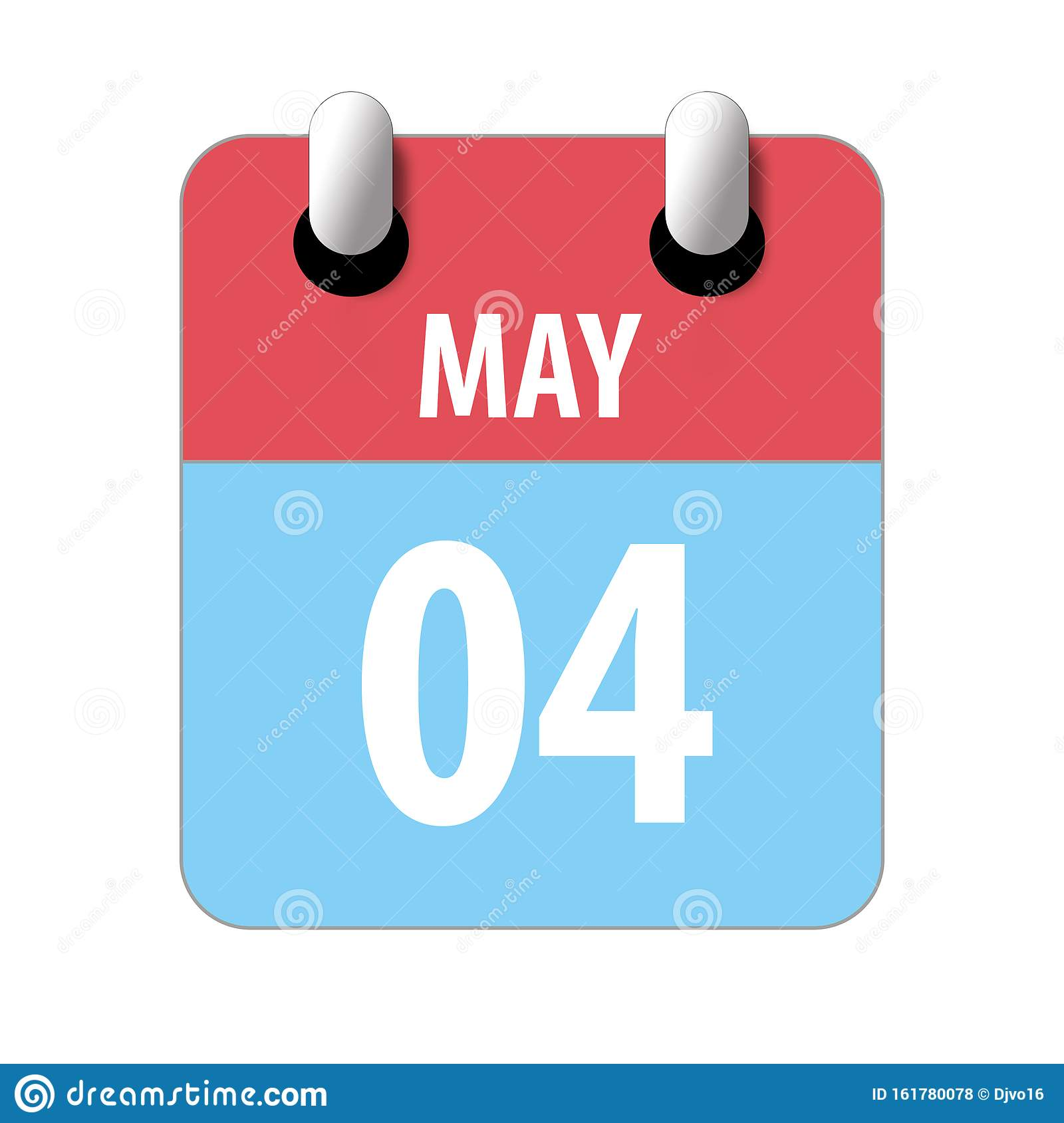 may-th-day-month-simple-calendar-icon-w